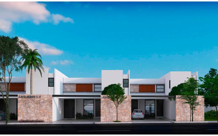 Foto de casa en venta en  , temozon norte, m?rida, yucat?n, 1339323 No. 02