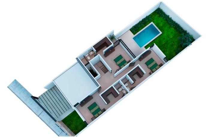Foto de casa en venta en  , temozon norte, m?rida, yucat?n, 1339323 No. 05