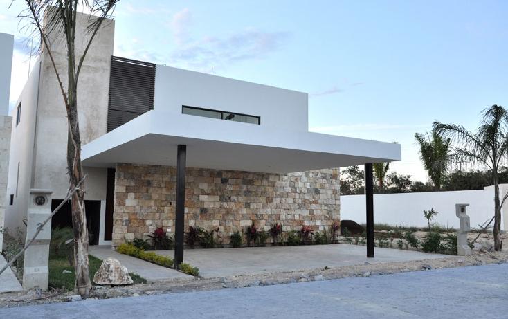 Foto de casa en venta en  , temozon norte, mérida, yucatán, 1359489 No. 01