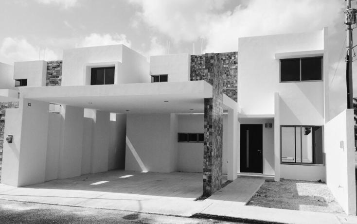 Foto de casa en venta en  , temozon norte, mérida, yucatán, 1359957 No. 01