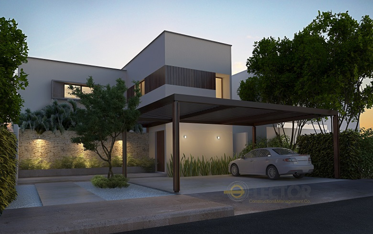 Foto de casa en venta en  , temozon norte, m?rida, yucat?n, 1365773 No. 01