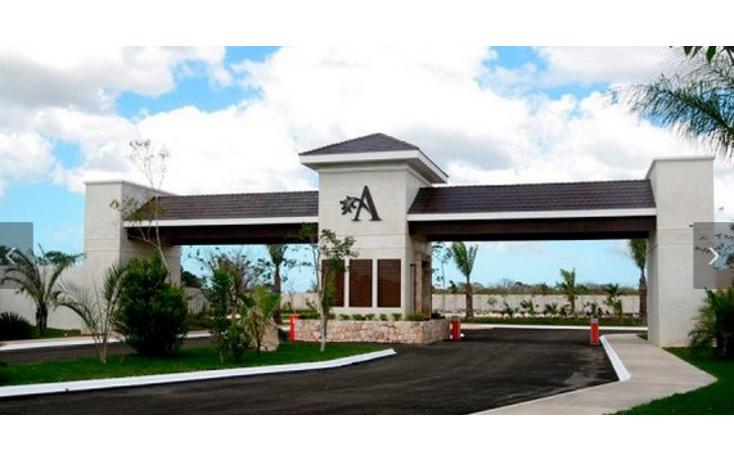 Foto de terreno habitacional en venta en  , temozon norte, mérida, yucatán, 1370901 No. 01