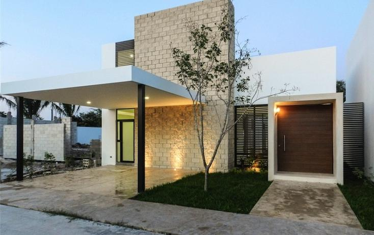 Foto de casa en venta en  , temozon norte, mérida, yucatán, 1373659 No. 01
