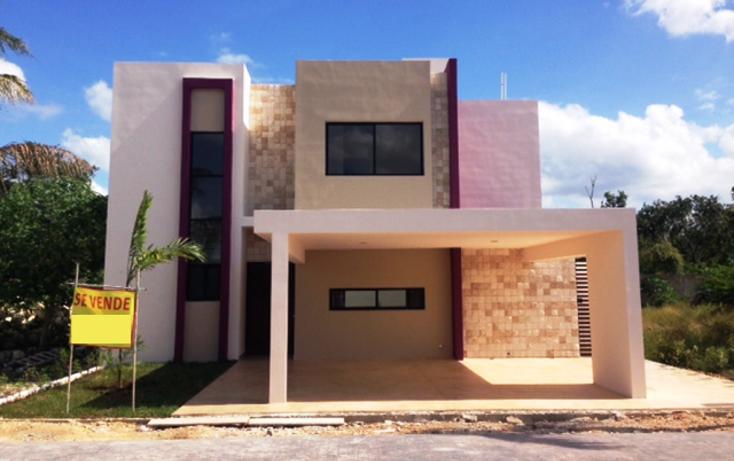 Foto de casa en venta en, temozon norte, mérida, yucatán, 1373957 no 01
