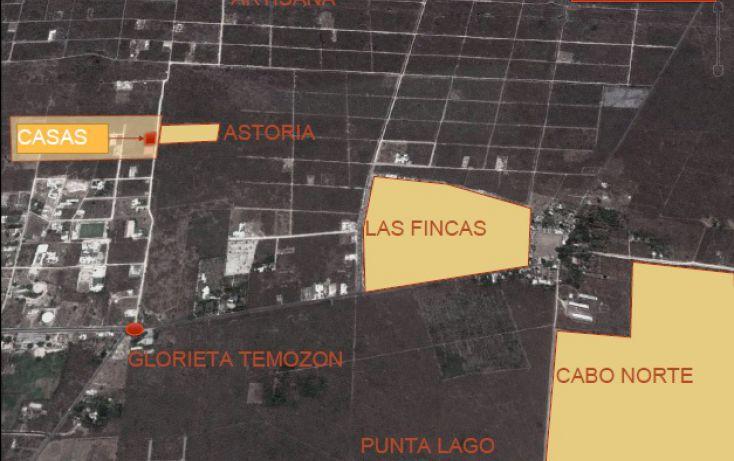 Foto de terreno habitacional en venta en, temozon norte, mérida, yucatán, 1379519 no 02