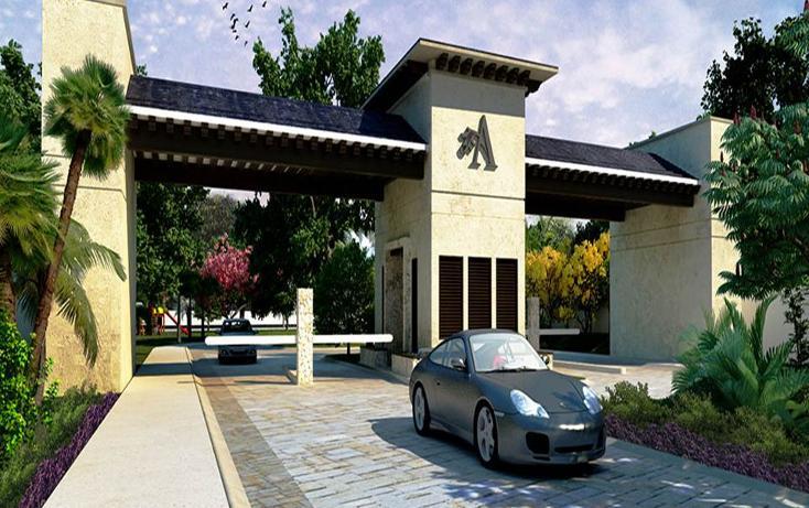 Foto de terreno habitacional en venta en, temozon norte, mérida, yucatán, 1380499 no 02