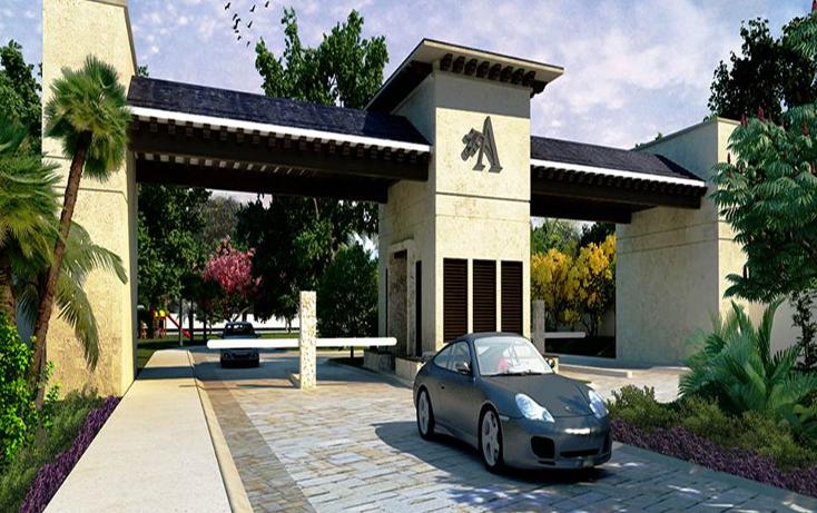 Foto de terreno habitacional en venta en  , temozon norte, mérida, yucatán, 1380499 No. 02