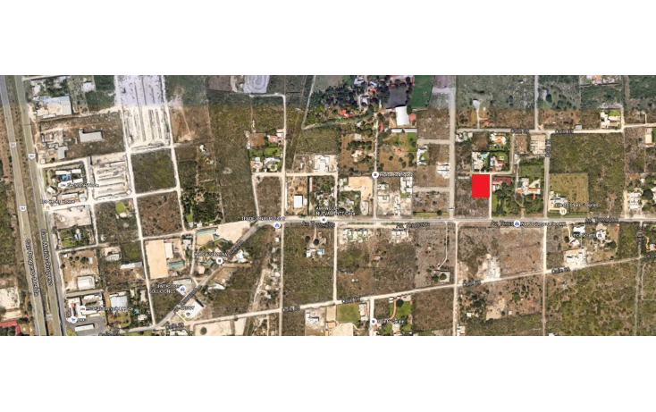 Foto de terreno habitacional en venta en  , temozon norte, mérida, yucatán, 1380669 No. 02