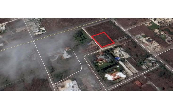 Foto de terreno habitacional en venta en  , temozon norte, mérida, yucatán, 1380669 No. 04
