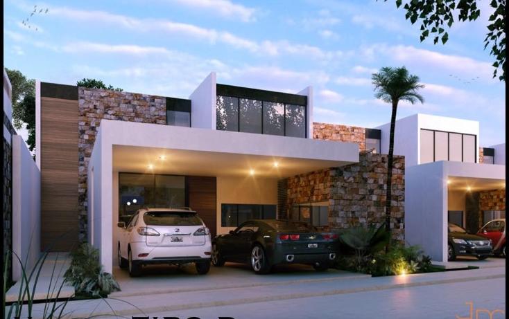 Foto de casa en venta en  , temozon norte, mérida, yucatán, 1386995 No. 01