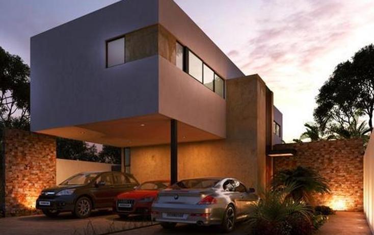 Foto de casa en venta en  , temozon norte, mérida, yucatán, 1400895 No. 01