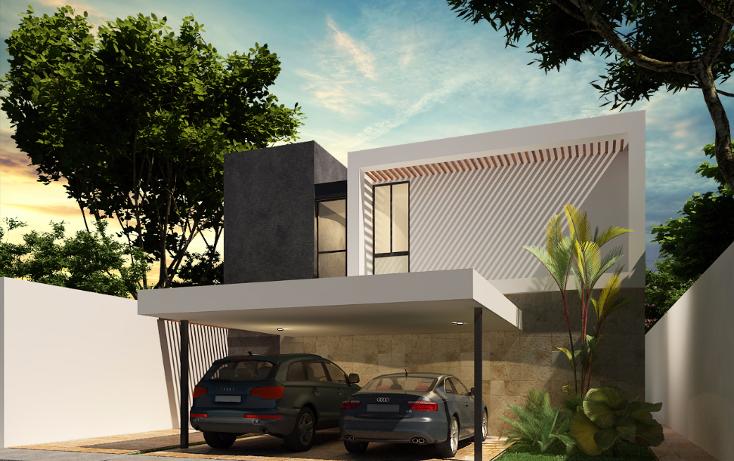 Foto de casa en venta en  , temozon norte, m?rida, yucat?n, 1405001 No. 01