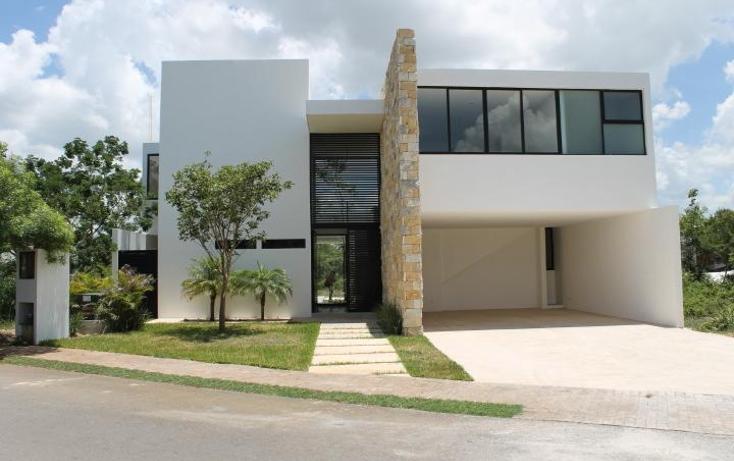 Foto de casa en venta en  , temozon norte, mérida, yucatán, 1405293 No. 01