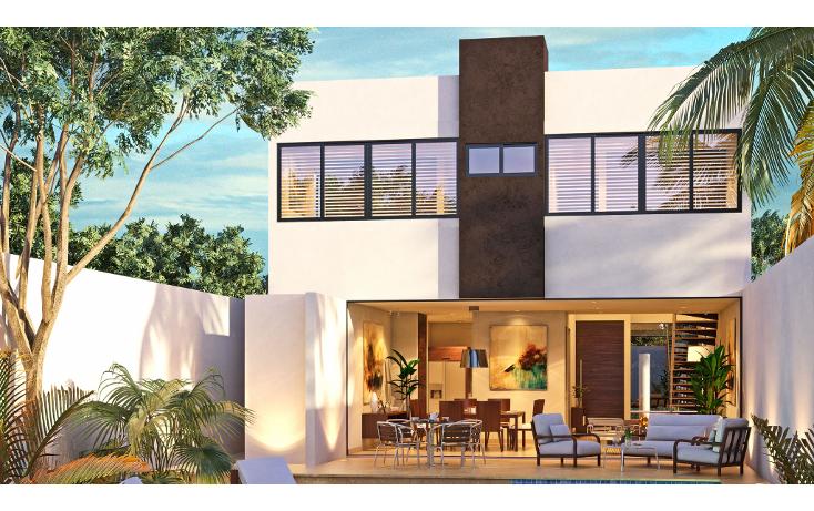 Foto de casa en venta en  , temozon norte, mérida, yucatán, 1406117 No. 04