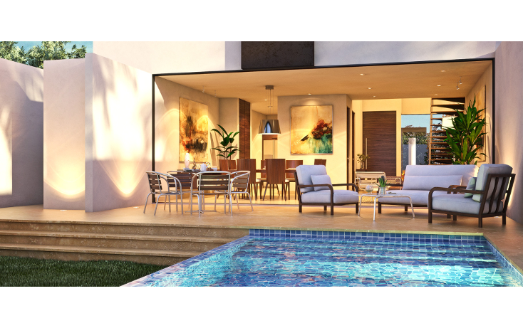 Foto de casa en venta en  , temozon norte, mérida, yucatán, 1406213 No. 07