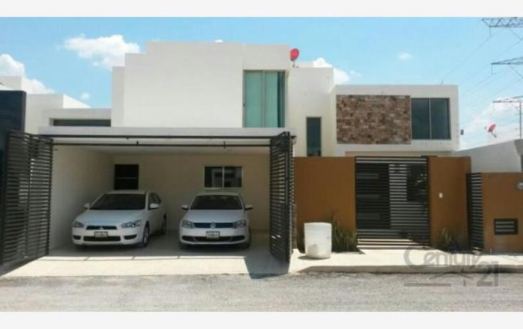Foto de casa en venta en  , temozon norte, mérida, yucatán, 1413611 No. 01
