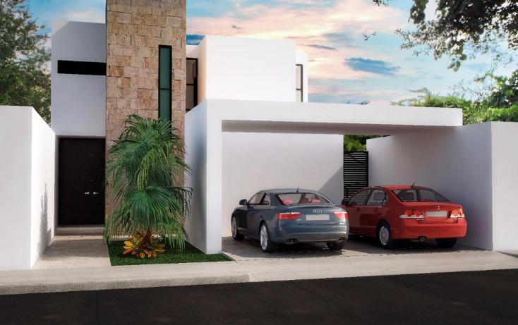 Foto de casa en venta en  , temozon norte, m?rida, yucat?n, 1418277 No. 01