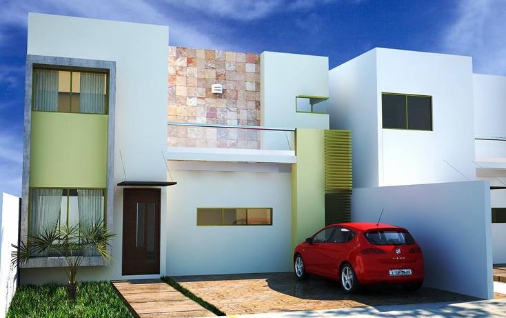 Foto de casa en venta en  , temozon norte, mérida, yucatán, 1422919 No. 01