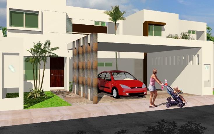 Foto de casa en venta en  , temozon norte, mérida, yucatán, 1423111 No. 01