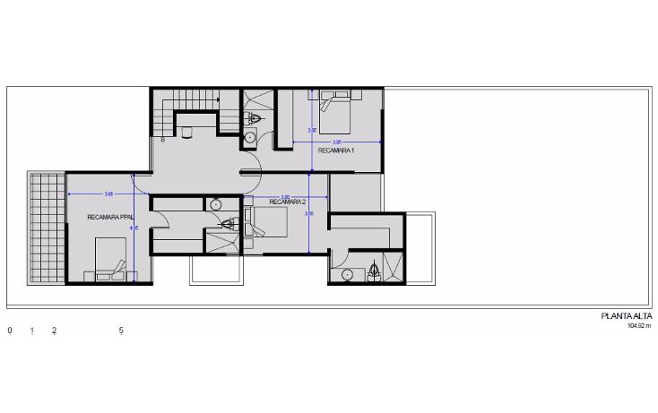 Foto de casa en venta en  , temozon norte, m?rida, yucat?n, 1429303 No. 03