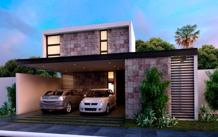 Foto de casa en venta en  , temozon norte, mérida, yucatán, 1444475 No. 01