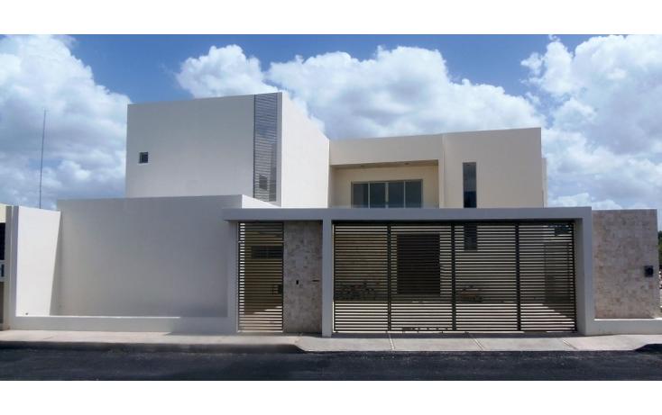 Foto de casa en venta en  , temozon norte, m?rida, yucat?n, 1449111 No. 01