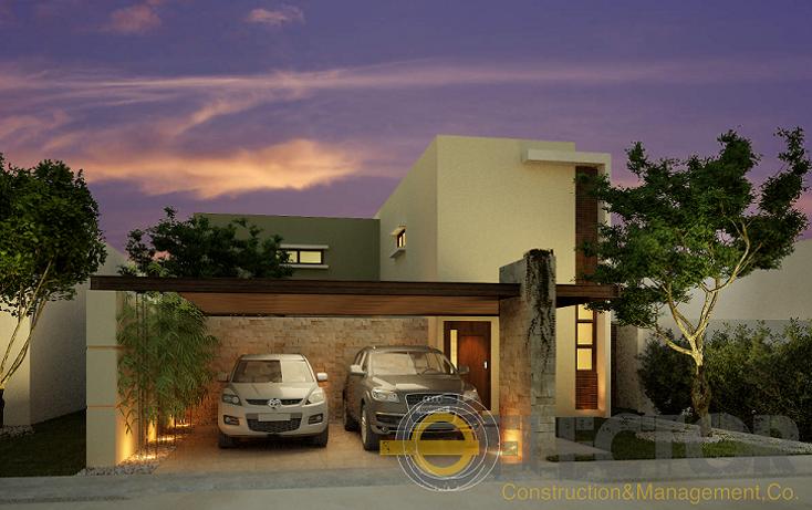 Foto de casa en venta en  , temozon norte, mérida, yucatán, 1451397 No. 01