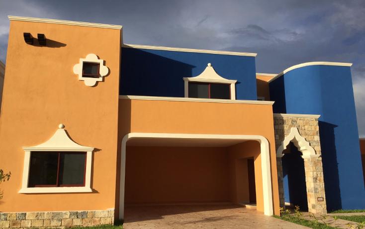 Foto de casa en venta en  , temozon norte, mérida, yucatán, 1452951 No. 01