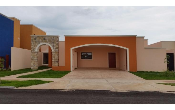Foto de casa en venta en  , temozon norte, mérida, yucatán, 1453651 No. 01