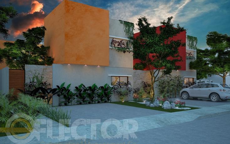 Foto de casa en venta en  , temozon norte, m?rida, yucat?n, 1454783 No. 01