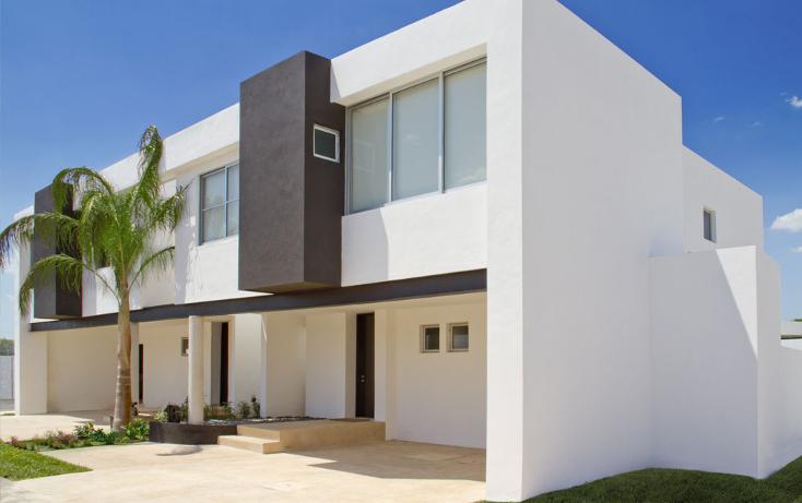 Foto de casa en venta en  , temozon norte, mérida, yucatán, 1468051 No. 01