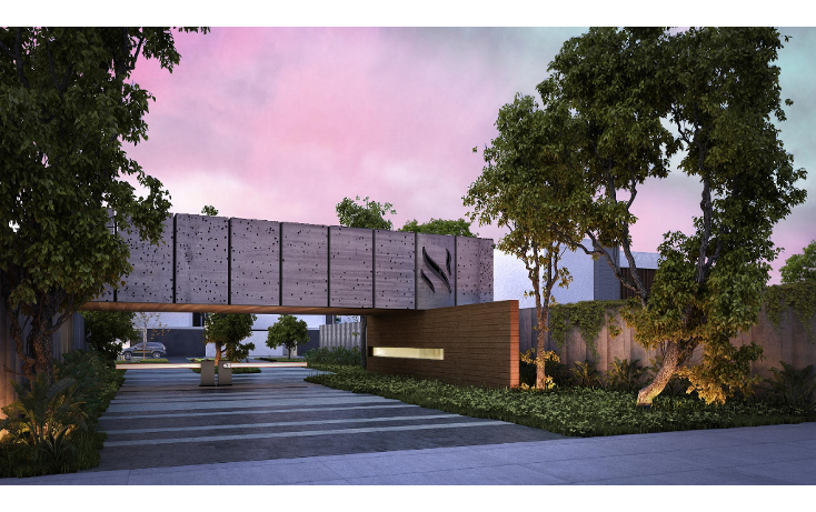Foto de terreno habitacional en venta en  , temozon norte, mérida, yucatán, 1469927 No. 01