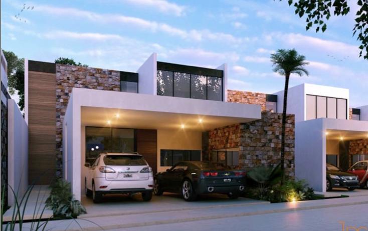 Foto de casa en venta en  , temozon norte, mérida, yucatán, 1470281 No. 01