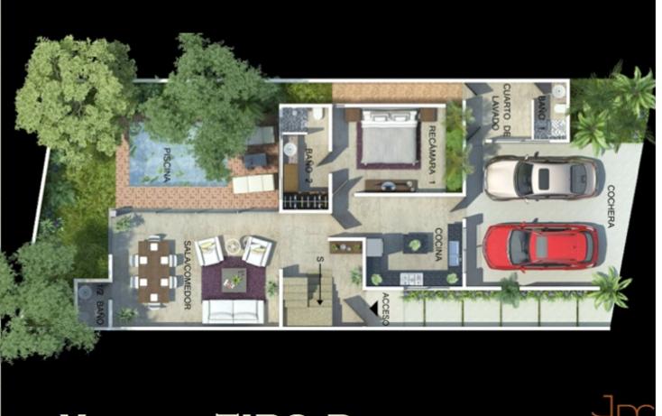 Foto de casa en venta en  , temozon norte, mérida, yucatán, 1470281 No. 03