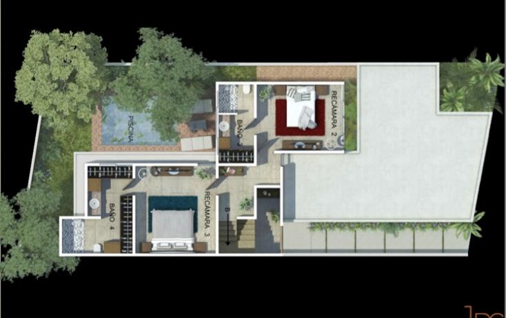 Foto de casa en venta en  , temozon norte, mérida, yucatán, 1470281 No. 04