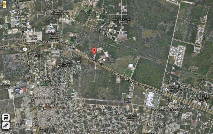 Foto de terreno comercial en renta en, temozon norte, mérida, yucatán, 1472453 no 01
