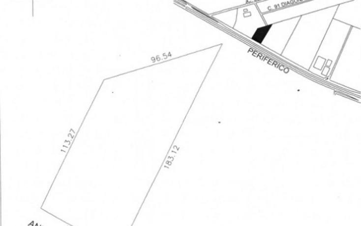 Foto de terreno comercial en renta en  , temozon norte, mérida, yucatán, 1472453 No. 02