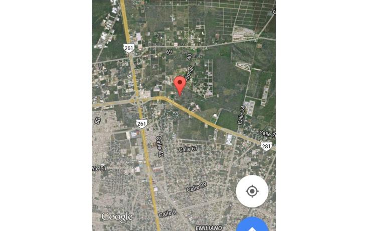 Foto de terreno comercial en renta en  , temozon norte, mérida, yucatán, 1472453 No. 03