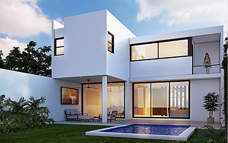 Foto de casa en venta en  , temozon norte, mérida, yucatán, 1477425 No. 04