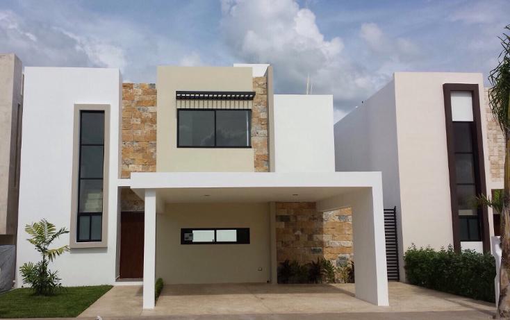 Foto de casa en venta en  , temozon norte, m?rida, yucat?n, 1484777 No. 01