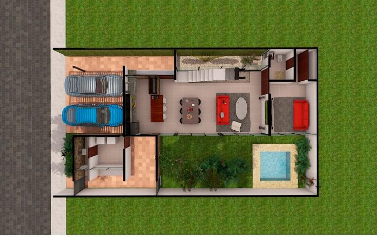 Foto de casa en venta en  , temozon norte, m?rida, yucat?n, 1488043 No. 09