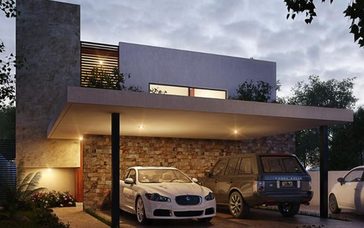 Foto de casa en venta en  , temozon norte, m?rida, yucat?n, 1488315 No. 04