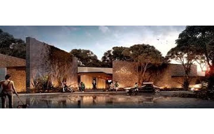 Foto de terreno habitacional en venta en  , temozon norte, mérida, yucatán, 1488977 No. 01