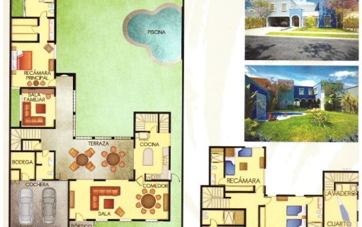 Foto de casa en venta en, temozon norte, mérida, yucatán, 1499319 no 07