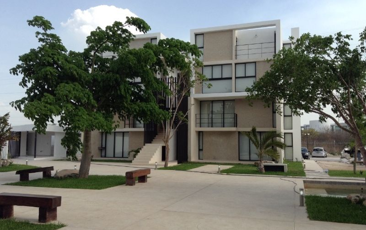 Foto de departamento en renta en  , temozon norte, mérida, yucatán, 1499883 No. 03