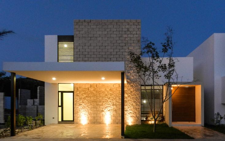 Foto de casa en venta en  , temozon norte, mérida, yucatán, 1503127 No. 01