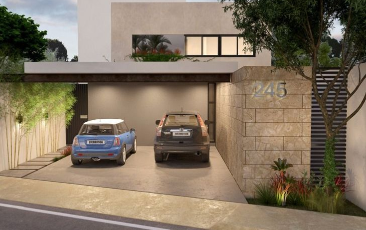 Foto de casa en venta en  , temozon norte, mérida, yucatán, 1516228 No. 03
