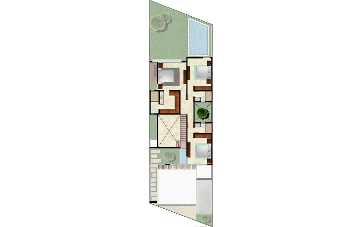 Foto de casa en venta en  , temozon norte, mérida, yucatán, 1516228 No. 05