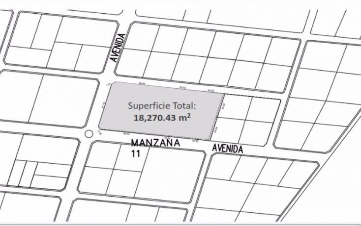Foto de terreno habitacional en venta en, temozon norte, mérida, yucatán, 1516238 no 03