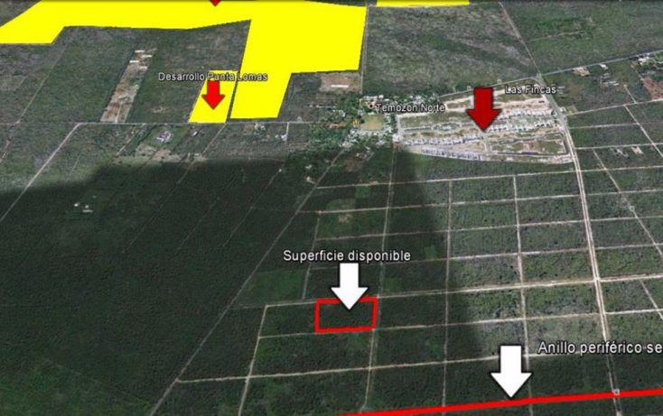 Foto de terreno habitacional en venta en, temozon norte, mérida, yucatán, 1516238 no 04